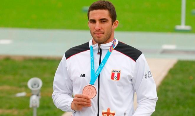 Lima 2019 | Conoce a los peruanos clasificados a los Juegos Olímpicos Tokio 2020 | Nicolás Pacheco