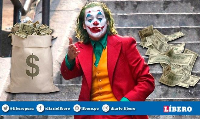 Joker: Esta es la millonaria cifra que recaudaría en su estreno