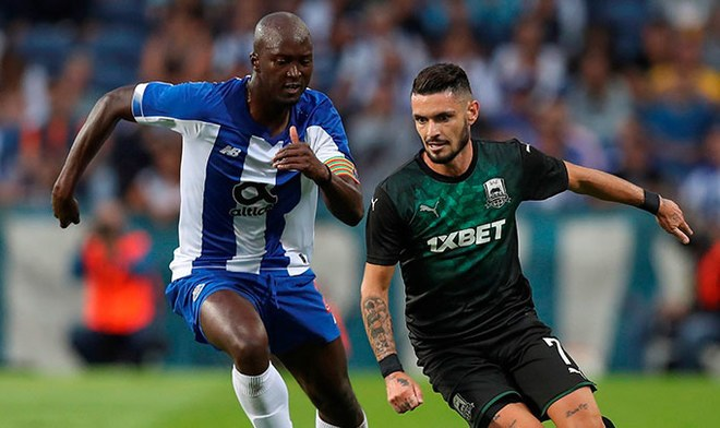 Porto vs Krasnodar, EN VIVO, ONLINE, Champions League, QQ Sports LIVE, NTV+
