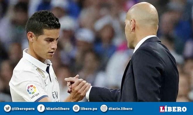 Real Madrid: James Rodríguez entrenó en el equipo que enfrentará al Celta de Vigo| Liga Santander