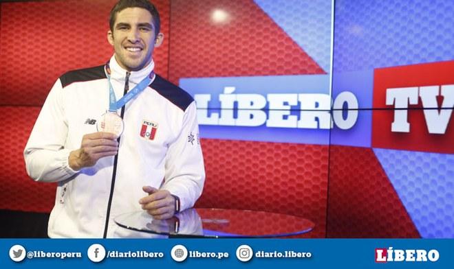 Lima 2019: Nicolás Pacheco nos habló sobre la experiencia en los Juegos Panamericanos| Líbero