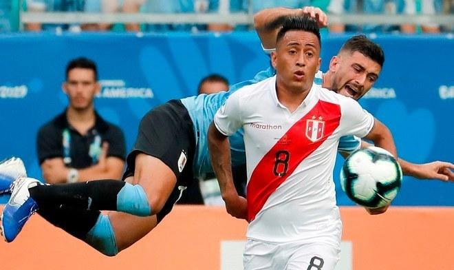 Selección peruana   Christian Cueva fue rechazo por el Inter de Porto Alegre de Paolo Guerrero   Fichajes 2019   Santos   YouTube   VIDEO   yt