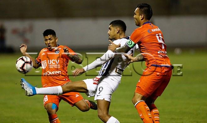 Alianza Lima vs César Vallejo