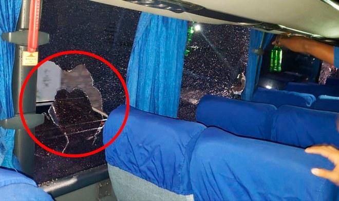 3 muertos por enfrentamiento entre barras Olimpia y Motagua