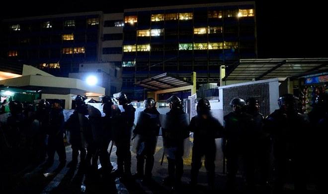 Honduras: 3 muertos por barras Olimpia y Motagua