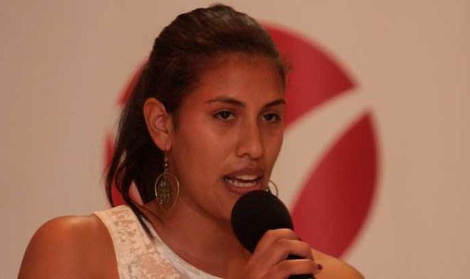Karla Ortiz. FOTO: Difusión