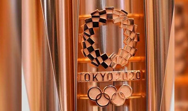 Tokio 2020 | Mira la impresionante antorcha de los Juegos Olímpicos