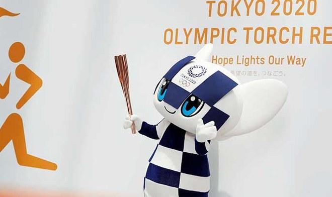 Tokio 2020 | Mira la impresionante antorcha de los Juegos Olímpicos | Crédito: Reuters