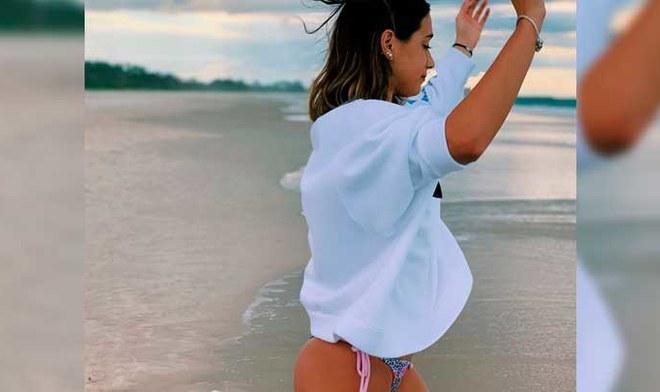 Lima 2019 | Campeona panamericana alborota Instagram con infartantes fotografías en bikini