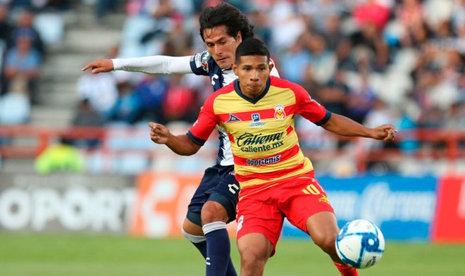 Morelia, Edison Flores, Krasnodar, Fichajes, Liga MX, Twitter.