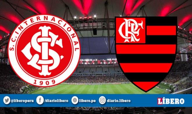 FOX Sports EN VIVO Internacional vs Flamengo ONLINE GOL Paolo Guerrero Partido de hoy Copa Libertadores GLOBO TV SporTV GRATIS Link AO VIVO GRATIS Canal TV Live Sports Stream VIDEO