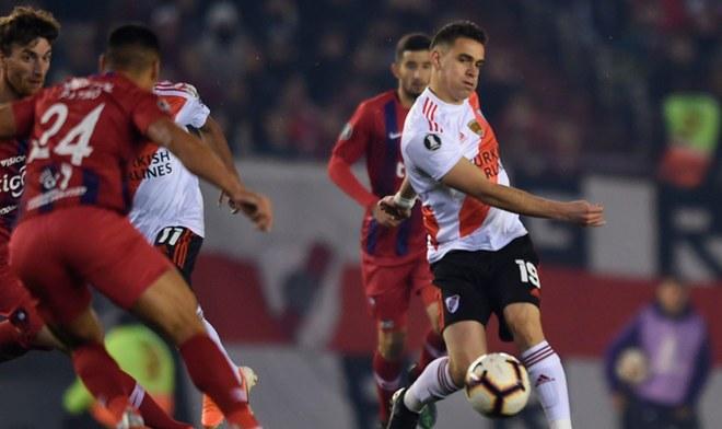River Plate vs Cerro Porteño