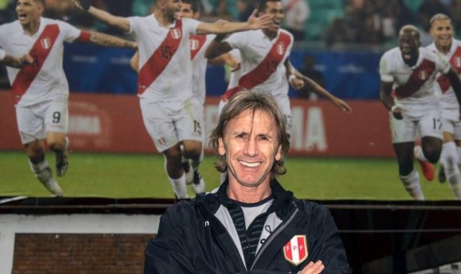 Selección Peruana EN VIVO