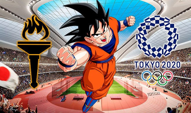 goku-dragonball-juegosolimpicos-tokio2020