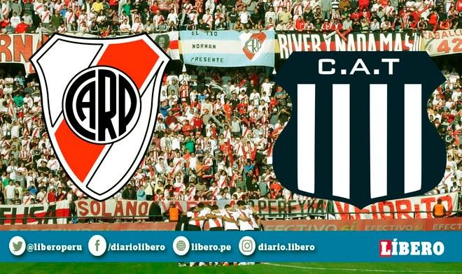 TNT Sports EN VIVO River Plate vs Talleres ONLINE FOX Sports Premium Ver Fútbol Argentino GRATIS Partido de hoy Superliga Argentina 2019 link Stream Hora Canal TV YouTube VIDEO