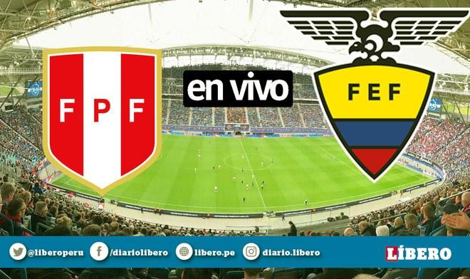 América TV EN VIVO Perú vs Ecuador   fecha hora canal del Fútbol CMD Movistar TV ONLINE Latina EN VIVO pronósticos y alineaciones partido FECHA FIFA Amistoso Internacional