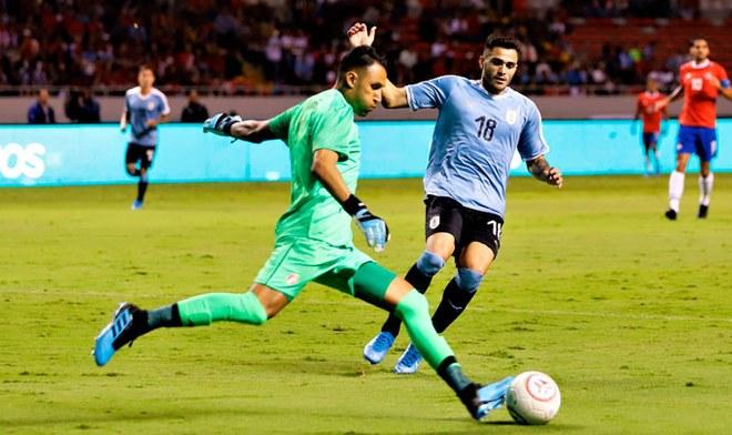 Uruguay vs Costa Rica