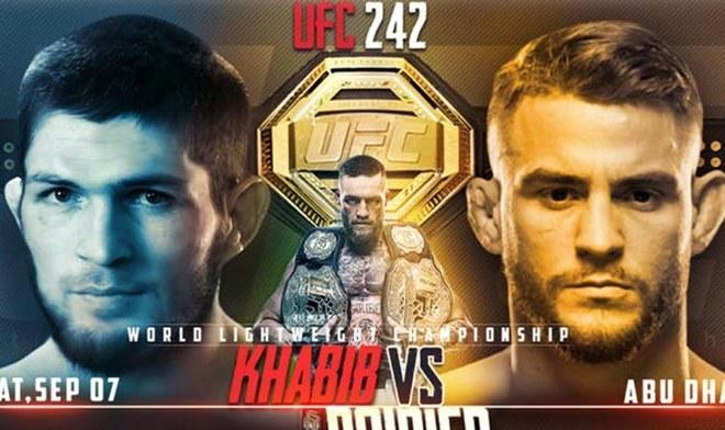 FOX Action EN VIVO UFC 242 ONLINE Khabib vs Poirier FOX Sports Main Card UFC EN VIVO Ver Pelea GRATIS Conor McGregor Cartelera Hora México Live Sports Stream Canal TV YouTube VIDEO