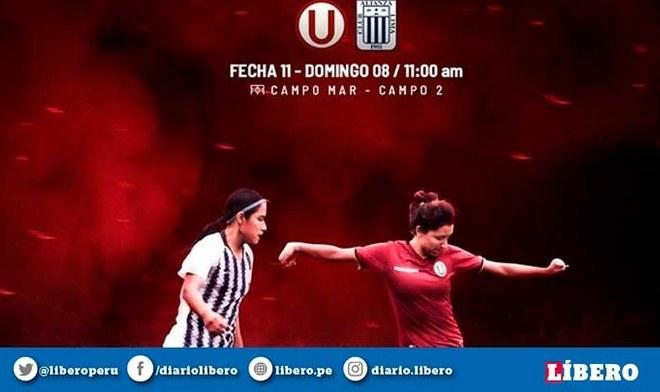 Universitario vs Alianza Lima EN VIVO