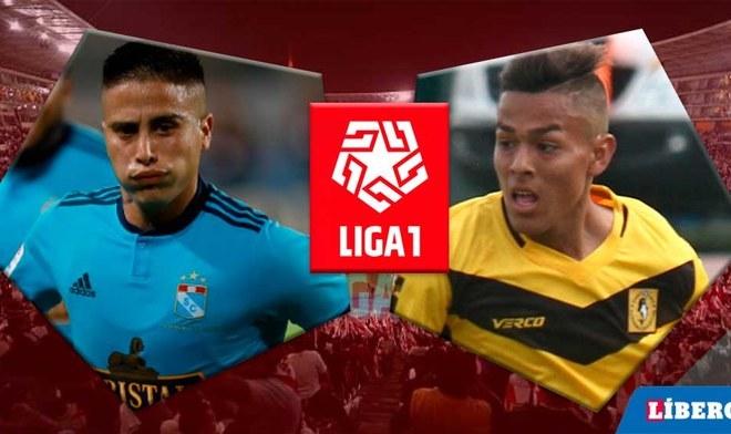 Sporting Cristal vs Cantolao