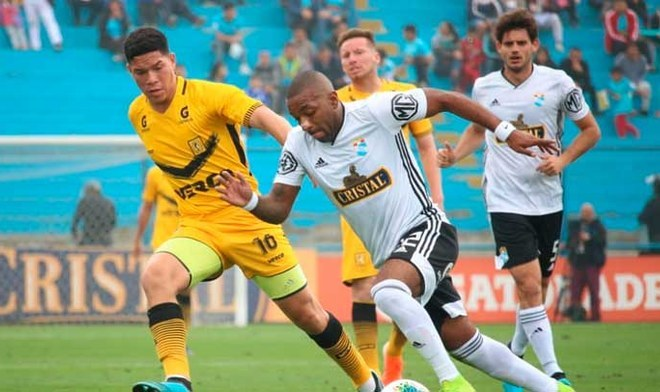 Sporting Cristal 0-0 Cantolao. FOTO: Difusión