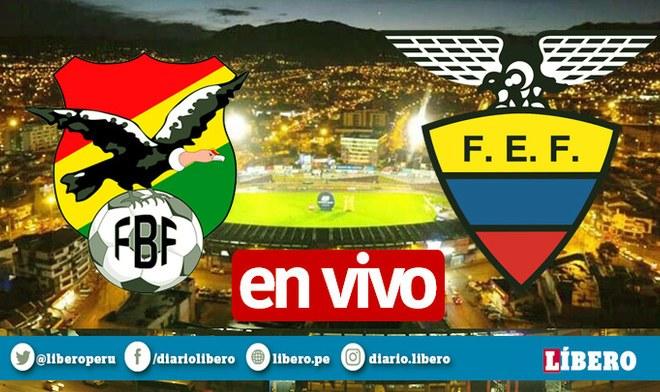 DirecTV EN VIVO Bolivia vs Ecuador ONLINE Bolivia TV EN VIVO Señal CDF EN DIRECTO GRATIS Ver Canal del Fútbol  DirecTV Play hora La Paz Quito TV Cable Cuenca Fecha FIFA VIDEO