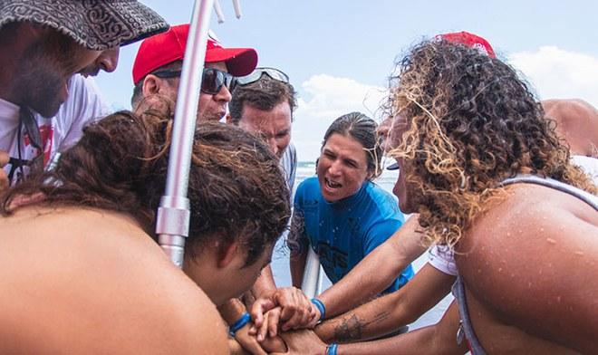 Surf, Sofía Mulanovich, Perú, Twitter, ISA World Surfing Games 2019.