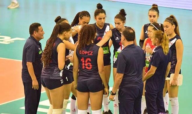 Perú venció por 3-1 a Argentina y clasificó a los cuartos de final del Mundial de Vóley