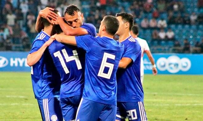 Selección de Paraguay.