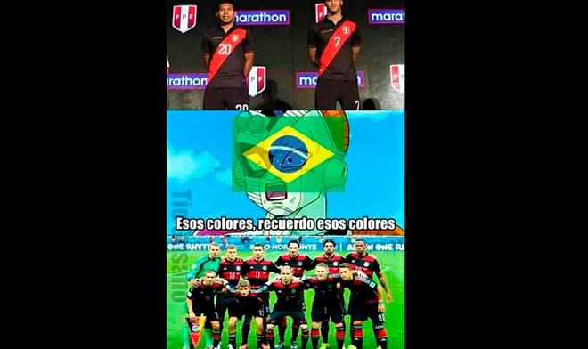 Perú vs Brasil
