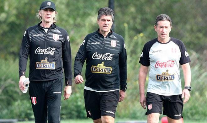 Selección Peruana, Ricardo Gareca, Sport Boys, Cantolao, Liga 1.