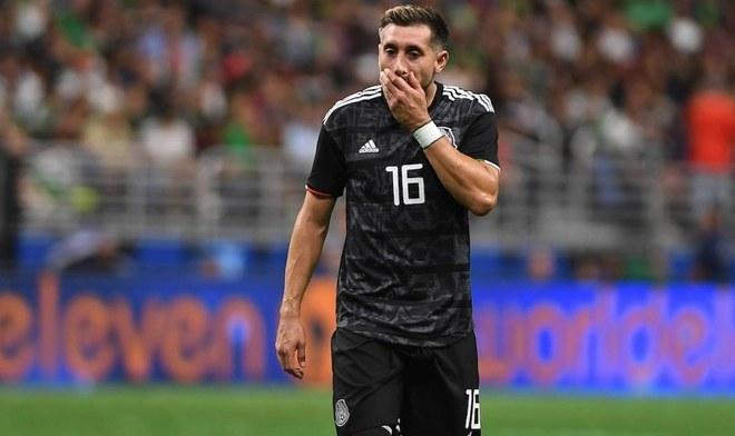 """FIFA 20 le """"cambia"""" la cara al jugador Héctor Herrera"""