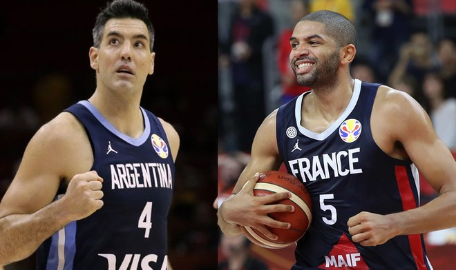 Argentinavs Francia EN VIVO