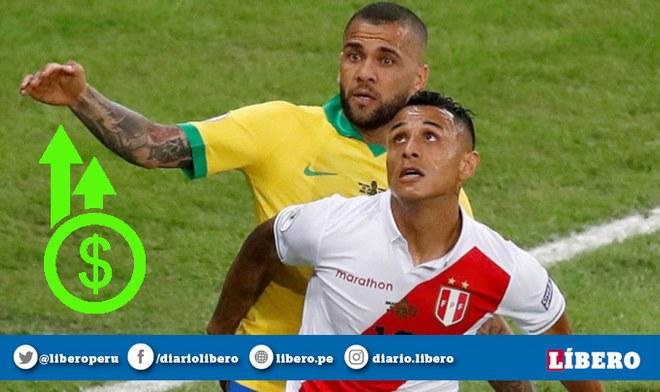Selección Peruana | Yoshimar Yotún sube su cotización y precio en el mercado a 3 millones de euros tras el amistoso ante Perú vs Brasil | YouTube | VIDEO | yt