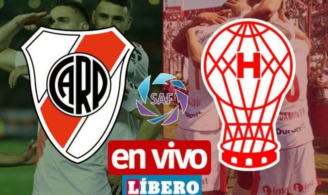 APUROGOL EN VIVO River Plate vs Huracán ONLINE FOX Sports EN VIVO Fútbol Argentino GRATIS Partido de hoy Superliga 2019 Link Stream hora canal TV VIDEO