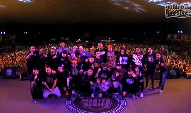 FMS Internacional 2019 EN VIVO Urban Roosters YouTube Teorema Chuty Jony B Cacha Dtoke Streaming en vivo Mexico España Perú