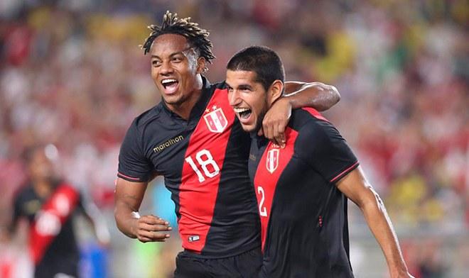 Perú, Triunfo sobre Brasil.