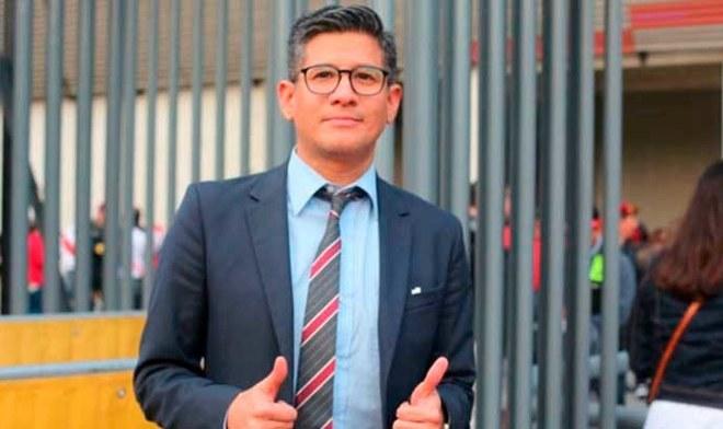 Erick Osores. FOTO: Difusión