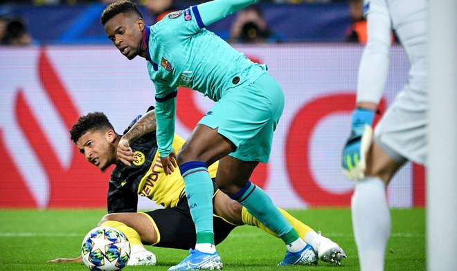 Borussia Dortmund vs Barcelona EN VIVO | Foto: EFE