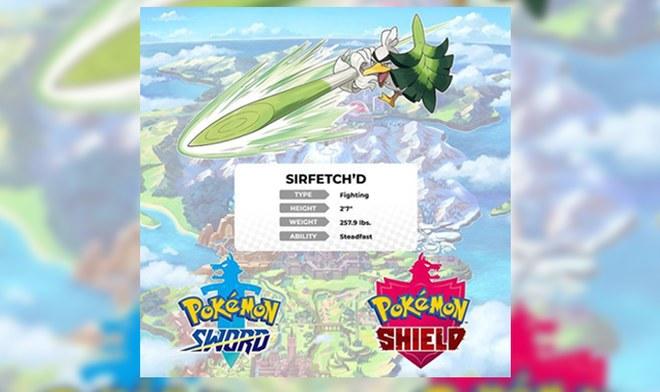 Farfetch evoluciona en Pokemon Espada y Escudo ¡20 AÑOS DESPUÉS!