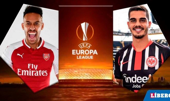 Arsenal vs Eintracht Frankfurt EN VIVO