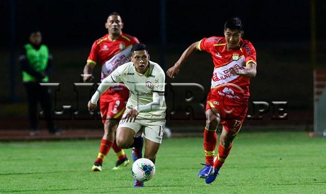 Universitario vs Sport Huancayo