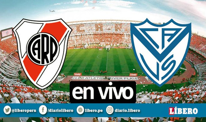 TNT Sports EN VIVO River vs Vélez ONLINE FOX Sports TV Pública GRATIS APUROGOL Partido HOY Superliga Argentina Hora Buenos Aires Abram Canal TV VIDEO