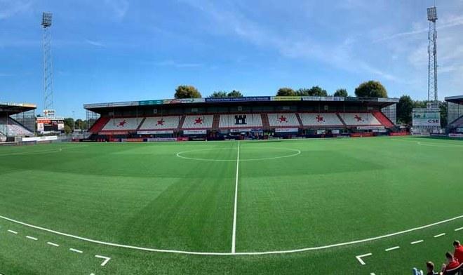 Estadio de Emmen. FOTO: Difusión