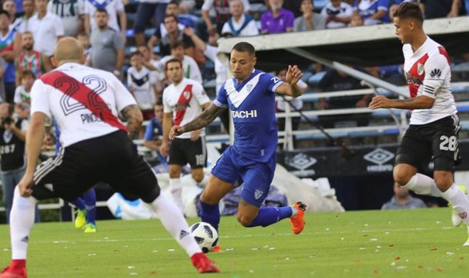 TNT Sports EN VIVO FOX Sports EN VIVO River Plate vs Vélez Sarsfield ONLINE TyC Sports Ver APUROGOL TNT Sports Hora Canal Link Stream Superliga Argentina Facebook VIDEO