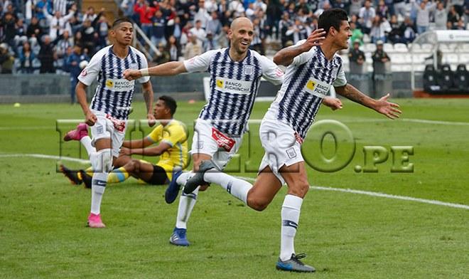 Alianza Lima, Real Garcilaso, Liga 1 Movistar, Liga 1 2019, Torneo Clausura, Pedro Gallese, Pablo Bengoechea, Adrián Balboa, Kevin Quevedo