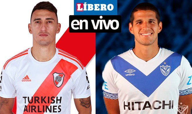 APURO GOL EN VIVO TNT Sports EN VIVO FOX Sports ONLINE River vs Vélez ONLINE TyC Sports EN VIVO GRATIS Hora Canal Link Stream Superliga Argentina Facebook VIDEO