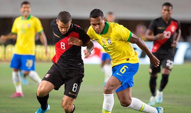 Selección peruana, Copa América Brasil 2019