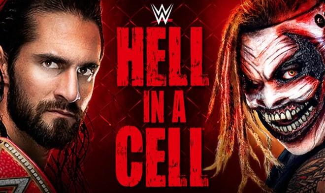 WWE Hell in a Cell 2019, Facebook, Estados Unidos, WWE.