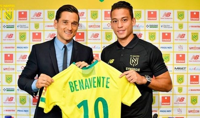Selección peruana | Cristian Benavente: Entrenador del FC Nantes explica porqué ahora es titular | YouTube
